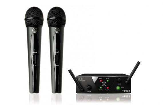 Радиосистема AKG Mini 40 dual