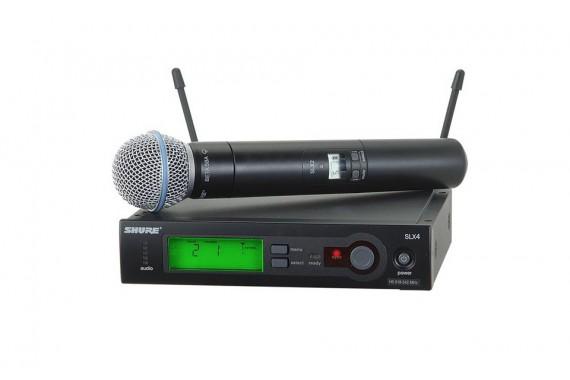Радиосистема Shure SLX24/Beta58