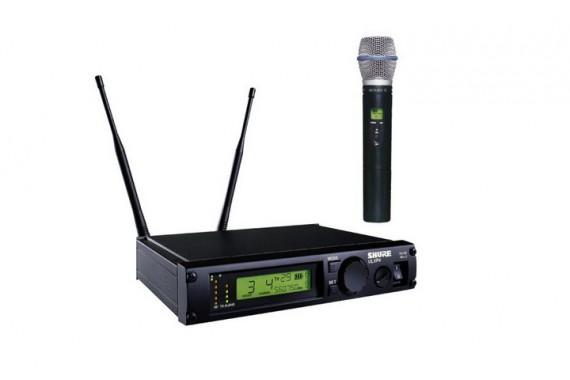 Радиосистема Shure ULXP24/Beta87