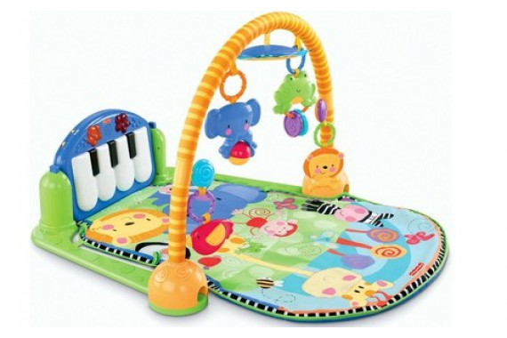 Развивающий коврик Fisher Price Пианино