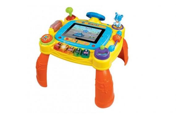 Развивающий столик 2 в 1 Дискавери VTech + планшет