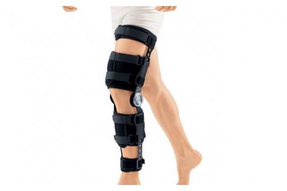 Регулируемый шарнирный ортез на коленный сустав Orlett HKS 303