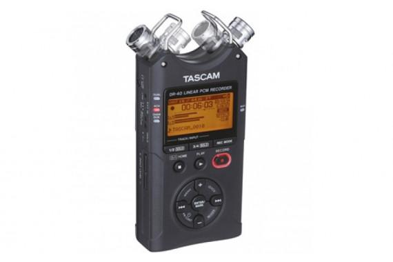 Рекордер звука Tascam DR-40