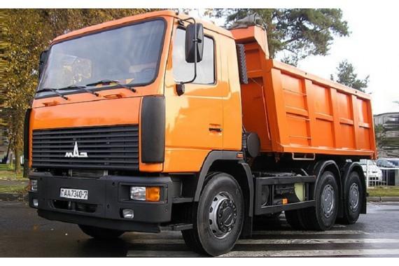 Самосвал МАЗ 6501А5-310-011