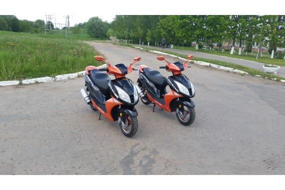 Скутер Hors Motors