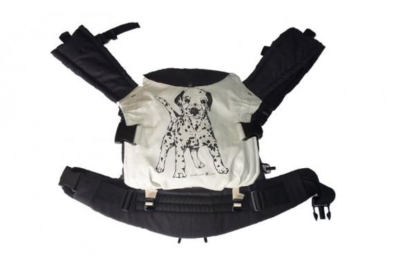 Слинг-рюкзак серии «Гармония» «Далматинец»