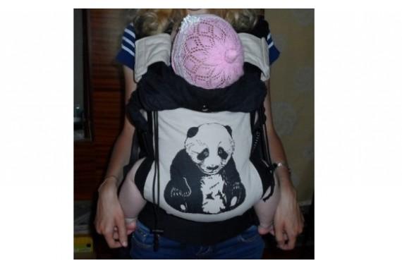 Слинг-рюкзак серии «Гармония» «Панда»
