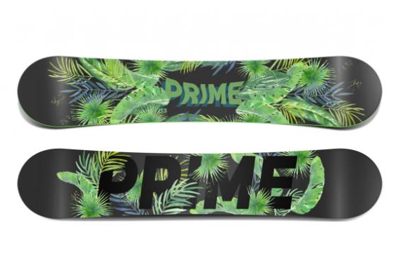 Прокат новых сноубордов Prime