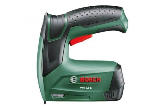 Степлер аккумуляторный Bosch PTK 3,6V