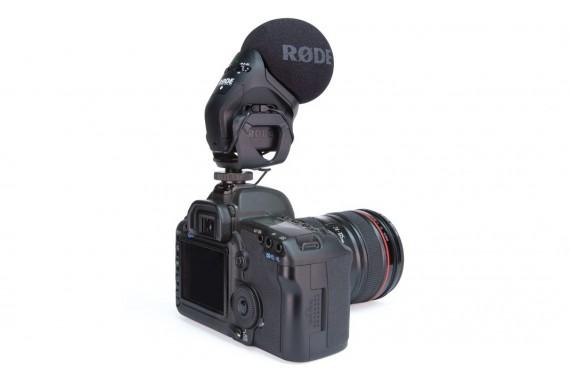 Стерео микрофон Rode Stereo VideoMic Pro