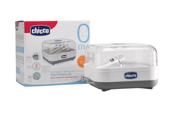 Стерилизатор Chicco Steril Natural для микроволновок