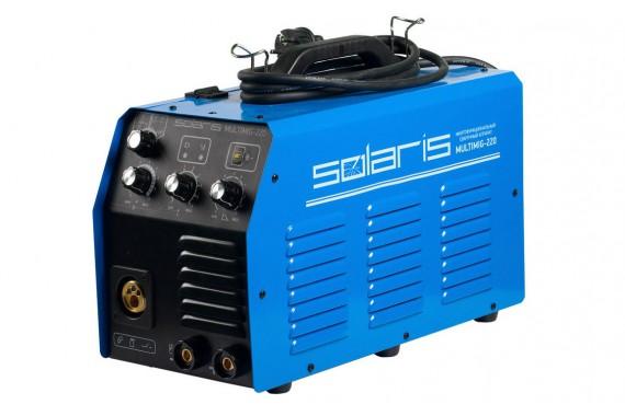 Сварочный аппарат, инвертор Solaris MMA-205