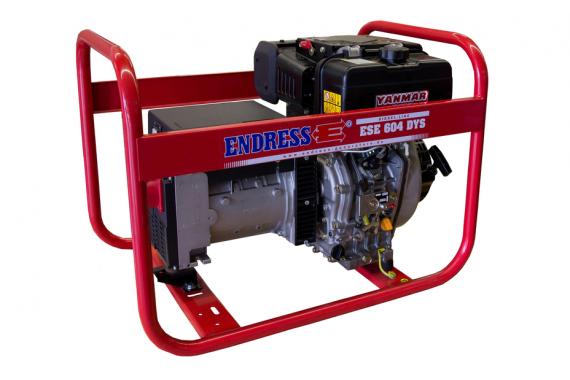 Сварочный генератор Endress ESE-604 380V