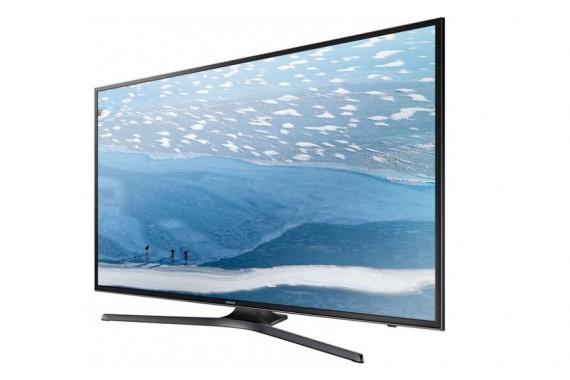 Телевизор Samsung UE55KU6000UXRU 55 дюймов 4k