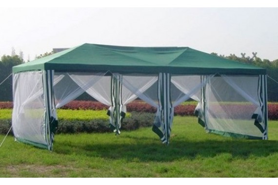 Тент-шатер «Корпоратив» 3м х 6м (18м.кв.)