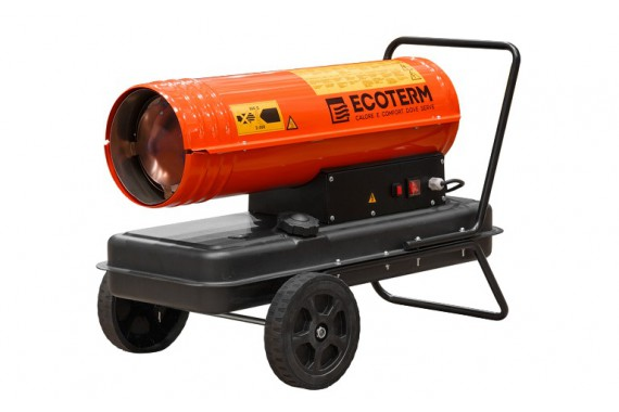 Тепловая пушка Ecoterm DHD-201W