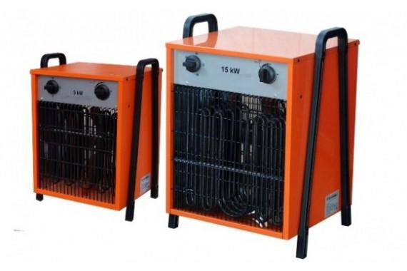 Тепловентиляторы КЭВ-6, КЭВ-15 и КЭВ-18