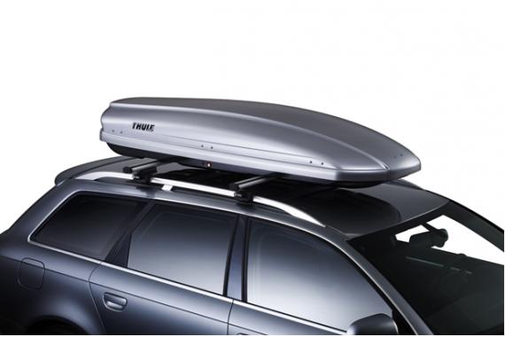 Багажник на крышу Thule Spirit 780 Silver