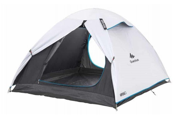 Трехместная палатка Quechua Arpenaz Fresh&Black 3