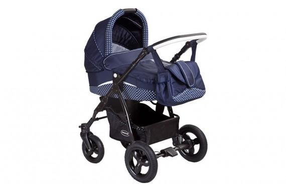 Универсальная коляска 2 в 1 Baby Safe Speedy