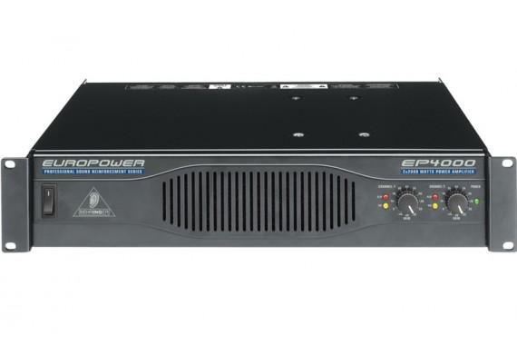 Усилитель мощности Behringer EP4000 Europower