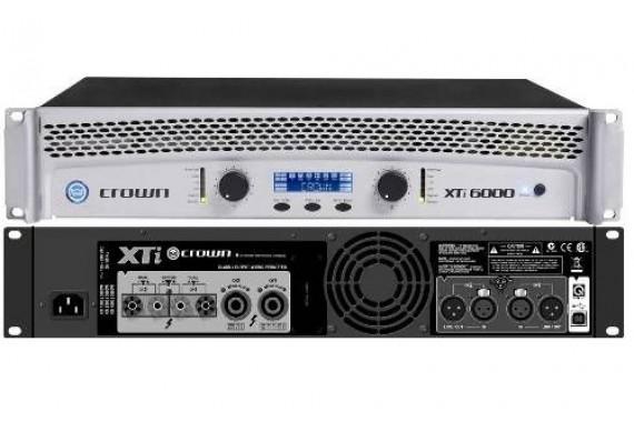 Усилитель мощности Crown XTi6000