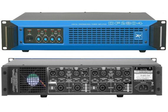 Усилитель мощности Park Audio DF2804