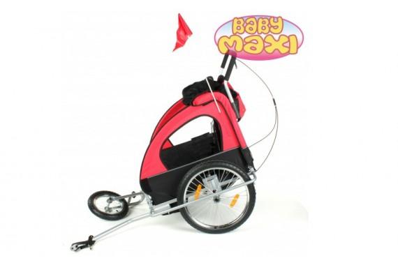 Велоприцеп Baby Maxi