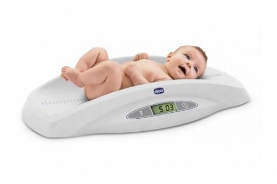 Весы Chicco Baby comfort с ростомером