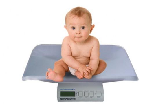 Весы детские Baby Scale