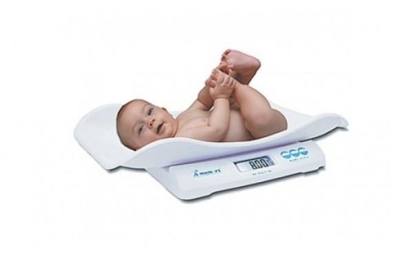 Весы детские цифровые Momert 6475