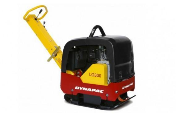 Виброплита реверсивная дизельная Dynapac LH 300 (340 кг)