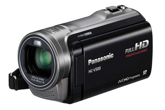Видеокамера Panasonic HC-V500 FULL HD
