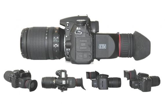 Видоискатель GGS Viewfinder 3x для Canon 5D mark II