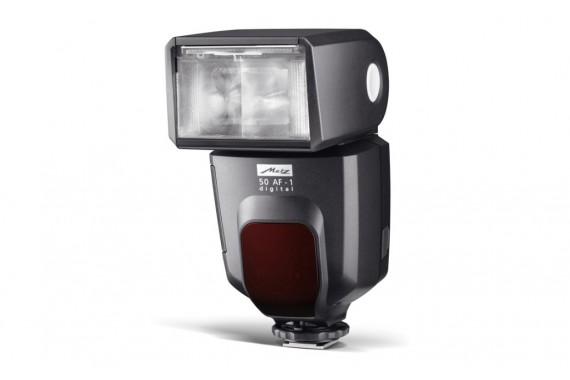 Вспышка Metz Mecablitz 50 AF-1 digital для Canon/Pentax