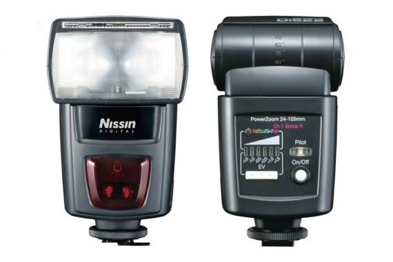 Вспышка Nissin Di 622 MARK II для Canon