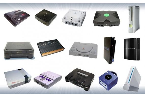 Xbox / PS3 / PS4 / VR / 8-16 bit