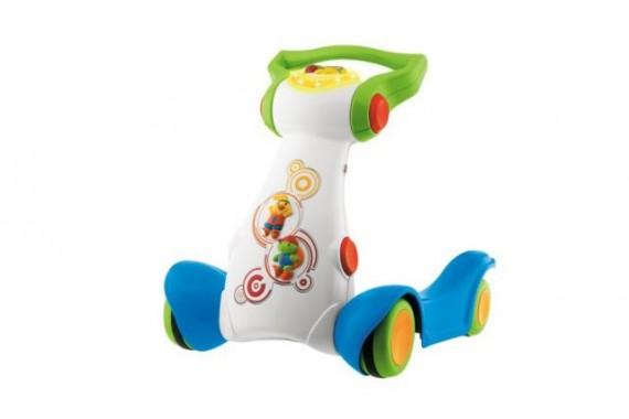 Ходунки-толкатели Chicco «Baby Jogging Ergo Gym Baby»