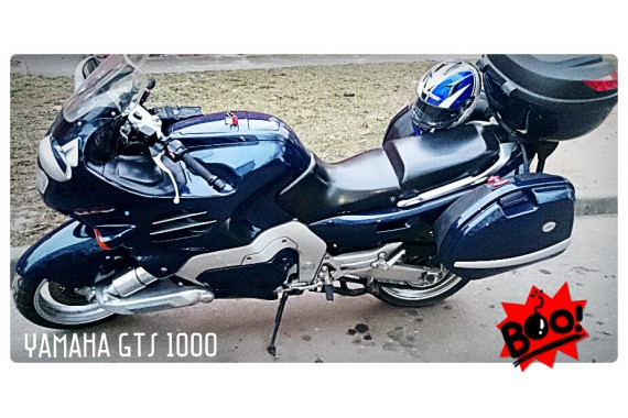 Yamaha GTS