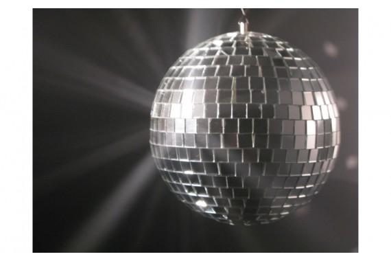 Зеркальный диско-шар