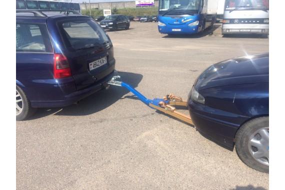 Жесткая сцепка для легковых автомобилей