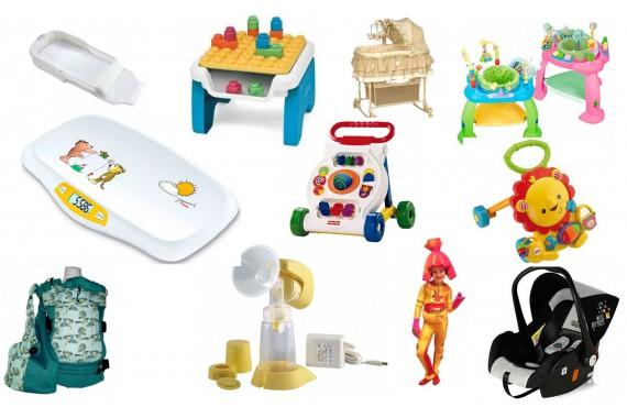 Прокат любых детских товаров