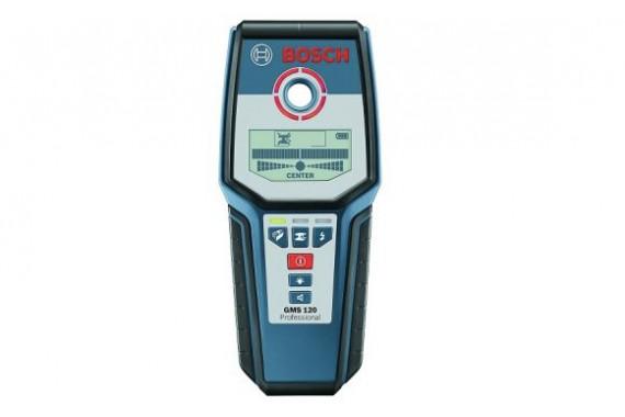 Детектор скрытой проводки Bosch GMS 120